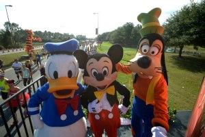 WDW - mickey, donald, goofy
